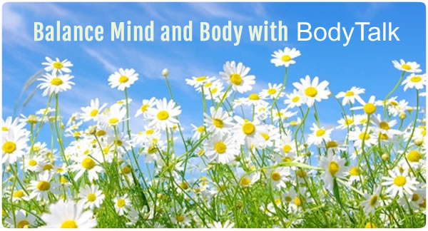 BodyTalk for Stress, Anxiety and Depression