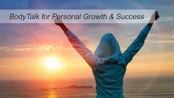 BodyTalk for Personal Growth and Success