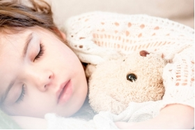 Children: important nutrients for a good night's sleep